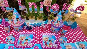 barbie mermaid tale party supplies