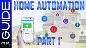 New Smart Home Products Smart Home Automation Guide 2017 Part 1 Echo Dot Smartthings