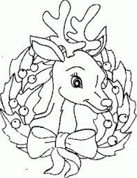 imagenes animadas de renos de navidad dibujos de navidad animados para colorear reno dibujos animados