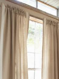 Wool Drapes A Tailored Look Deserves Tailored Wool Drapes For This Office Den