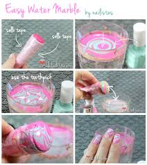 Diy Easy Halloween Drag Marble Nails Design Cute Dry Nail Art by 32 Easy Nail Art Hacks For The Perfect Manicure Marbles Water