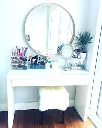 white makeup vanity table makeup vanity white yuinoukin com