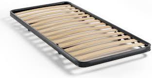 letto singolo con materasso letto salvaspazio rete a doghe estraibile con ruote a scomparsa
