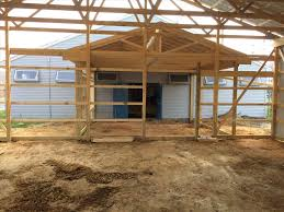 to build or garage swing out doors youtube how pole barn garage