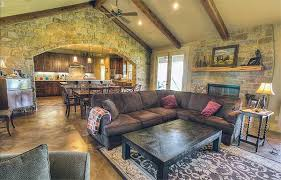 hill country dining room architectural designs hill country house plan 64003bb vaulted