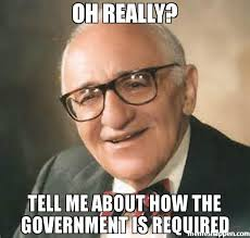 Tell Me Meme - oh really tell me about how the government is required meme