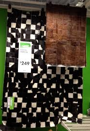 Patchwork Cowhide Rug Kicked Up Cowhides Driven By Decor