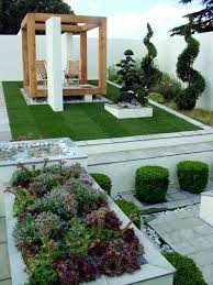 Modern Gardens Ideas 25 Trendy Ideas For Garden And Landscape Modern Garden Design