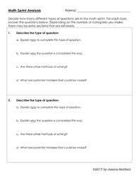 factoring binomials and trinomials activity math sprints by