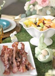 Easter Brunch Buffet by Easter Brunch Entertaining Celebrations At Home