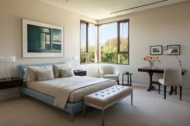 Modern Traditional Bedroom - inspiring mix of modern and traditional in pacific palisades dream