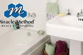 Miracle Method Bathtub Refinishing Cost Miracle Method