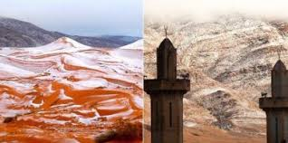 Snow In Sahara Wrongur Post Share And Win