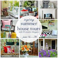 home bloggers 2014 summer home tour just a and her blog