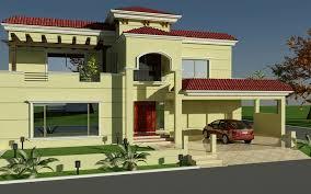 Home Design Plans Pakistan 60 U0027 X 100 U0027 Wapda Town 1 Kanal House Design 3d Front Elevation In