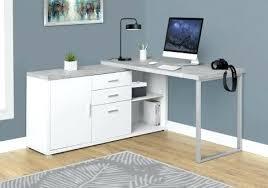 bureau taupe bureau en coin i bureau en coin grange taupe bureau en coin