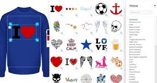 selbst designen pullover selbst gestalten so individuell wie du selbst