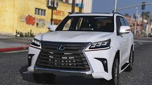 lexus harrier 2016 2016 lexus lx 570 add on replace gta5 mods com
