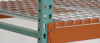 pallet rack wire decking wire decks ak material handling systems