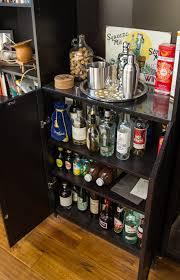 Rustic Bar Cabinet Remarkable Diy Bar Cabinet Images Best Idea Home Design