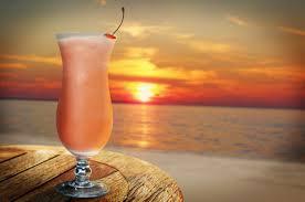 celebrate national daiquiri day with cruzan sunset daiquiri