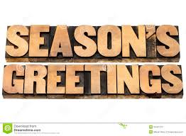 season greetings stock image image of grain typography 34451213