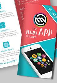 brochure design templates free psd csoforum info