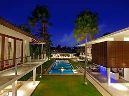 24 villa kalyani the villa lawns and pool at night jpg