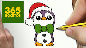 imagen para navidad chida imagen chida para navidad imagen chida feliz como dibujar un pinguino para navidad paso a paso dibujos kawaii