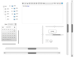 axure web design widgets library powerpoint storyboard