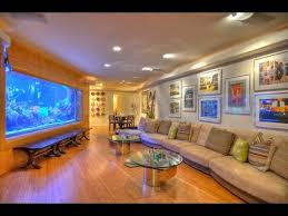 Fish Tank Living Room Table - contemporary living room designs with fish tanks youtube
