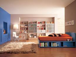 Twin Bedding Teen Room Designs From Zalf - Study bedroom design
