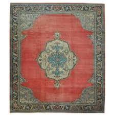 Arabesque Rugs Antique Turkish Sparta Rug With Arabesque Art Nouveau Style For