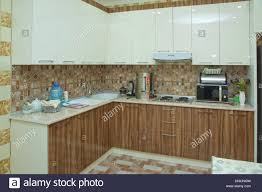 brown kitchen cabinets to white brown and white kitchen design refrigerator modern