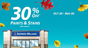 special offers by sherwin williams explore and save today national coupon event