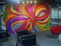 ag e murale bureau 54 best office graffiti images on offices interiors and