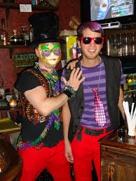 tuesday costumes big apple becomes big easy for mardi gras ny daily news