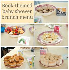 baby shower book theme book themed baby shower brunch see