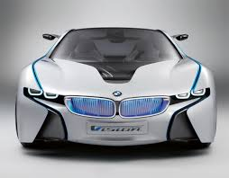 bmw cars bmw vision efficientdynamics hybrid concept car car tuning