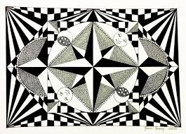 illusions coloring pages 12 best op art images on pinterest op art optical illusions and