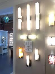 Contemporary Bathroom Vanity Lighting How To Light A Contemporary Bathroom With Wall Sconces