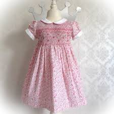 style smocked dress 5 years