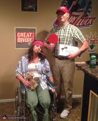 forrest gump costume gump and lt dan costumes