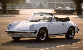 porsche 911 convertible white 1983 porsche 911sc cabriolet archived road test u2013 review u2013 car and