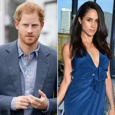 prince harry releases a statement about meghan markle popsugar