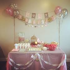 inexpensive baby shower decorations 3198