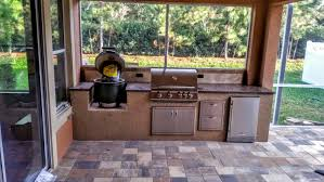 Kitchen Dimensions by Big Green Egg Outdoor Kitchen Dimensions Homes Design Inspiration