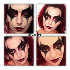harley quinn halloween makeup u2013 kara delfino make up artist
