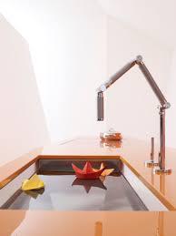 Kohler Karbon Kitchen Faucet Kohler Karbon Is Modern Art Awesomeness For The Kitchen