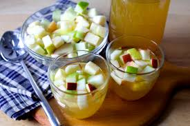 apple cider sangria smitten kitchen